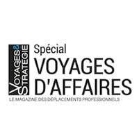 Logo Voyage et Stratégie