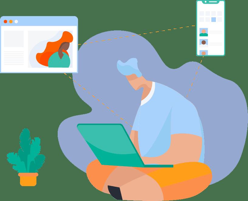 Hubtobee: agile work hub